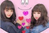 【プリクラ】ぎゅ~するバーバパパ♡JKに流行りのプリクラ落書きを調査!!
