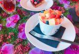 まるで森の中!? お花と緑がいっぱいのお洒落カフェ♡