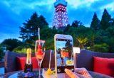 東京プリンスホテルでフォトアイテムにもなる新メニュー♪3色のフルーツタワー「シャンパンピアス」を販売♡