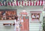 まるで絵本の国に迷い込んだよう♡吉祥寺のカフェ「ハティフナット」