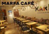 アメリカ西海岸とメキシコがMIXしたモダンカフェ!「MARFA CAFE」から秋の限定メニューが登場!