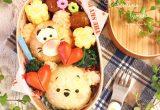 【簡単キャラ弁詰め方講座】甘いものが苦手な彼へのバレンタインはお弁当で決まり?!