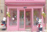 【山梨カフェ】ピンクのかわいい外観がお洒落な「リサとガスパールタウン」♡