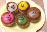 【東京駅カフェ】SNS映え超絶かわいいミニカップケーキ