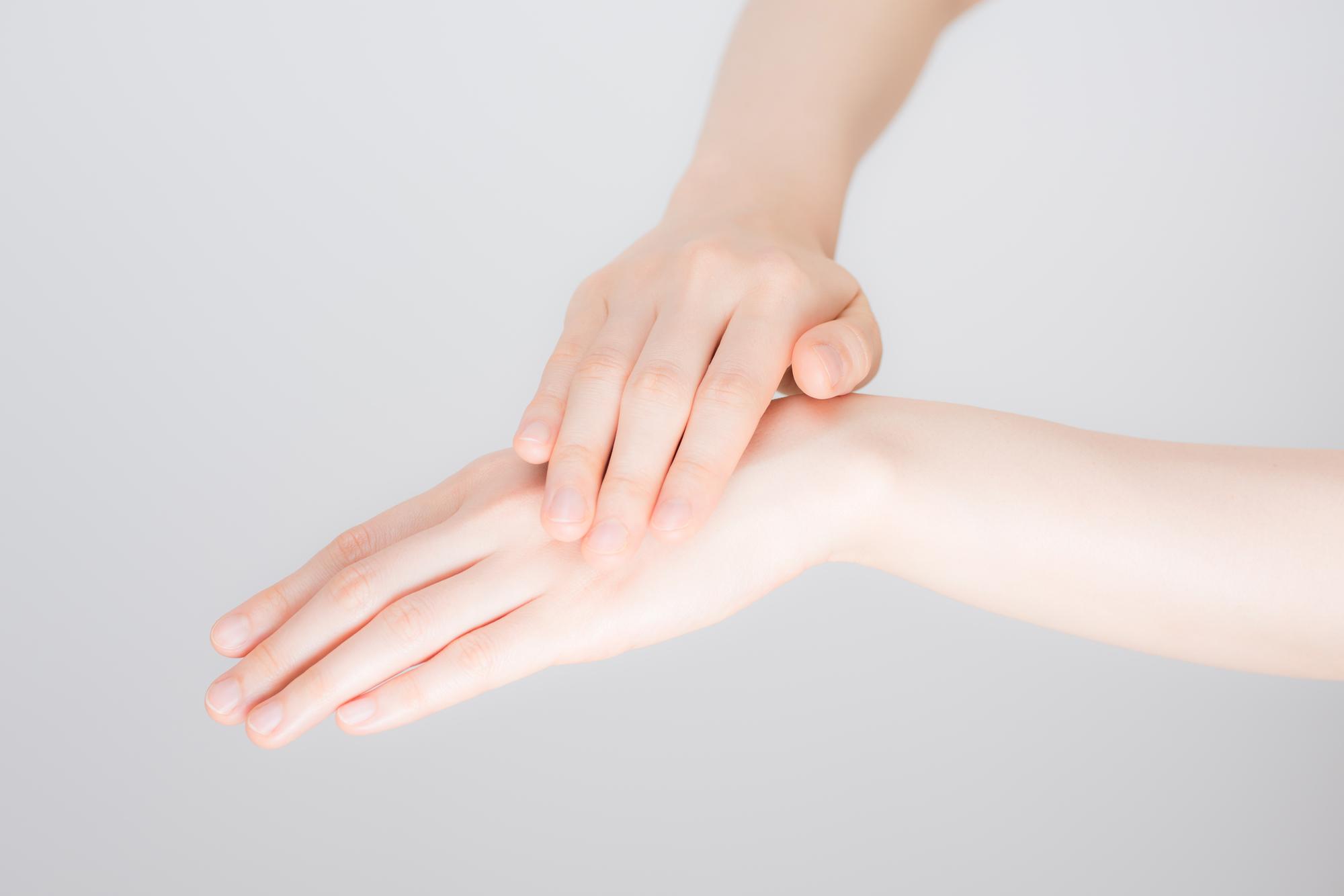 手の甲・指脱毛