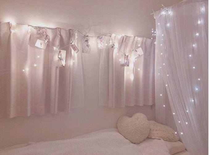 可愛いお部屋