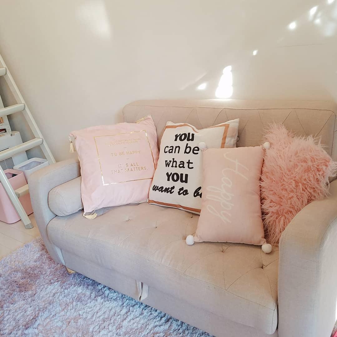 小物類がかわいいお部屋