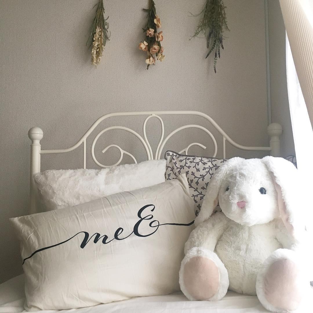 ベッドお洒落