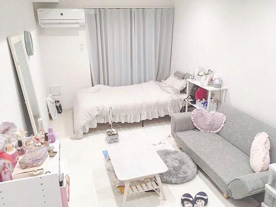 長方形のお部屋