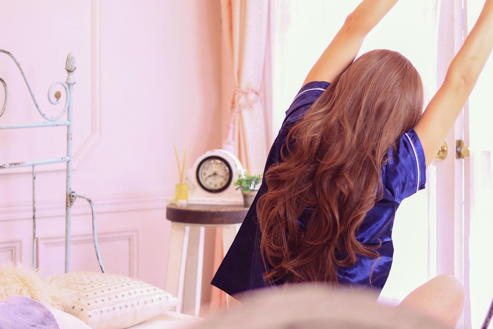 一人暮らしでも朝起きれる方法