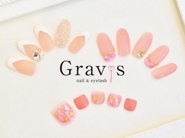 ネイル・まつエクサロン「Gravis」