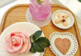 え?!お寺の中にバラ庭園とカフェ?♡ギャップありすぎの素敵なカフェ。