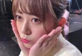 【HKT48・岩花詩乃ちゃん連載】ベースメイクとネイルの紹介♡