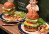 【大阪カフェ】映えだけじゃない!美味しいハンバーガー『Dexter diner』。