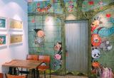 まるで絵本の中に♡大阪・四條畷市にある可愛すぎるカフェ特集。