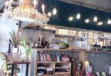 葵区紺屋町にあるお花好きにおすすめのお洒落カフェはこちら♡